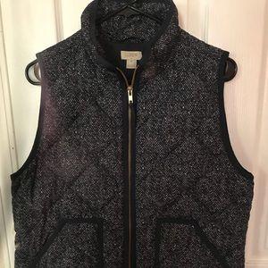Never Worn JCrew Puffer Vest